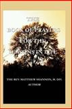 The Book of Prayers for the Seasons in Life, Matthew Shannon, 0615903142