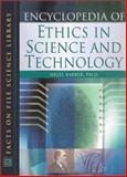 Encyclopedia of Ethics in Science and Technology, Barber, Nigel, 0816043140