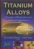 Titanium Alloys, , 162808314X