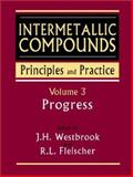 Intermetallic Compounds, Progress, , 0471493155