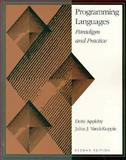 Programming Languages : Paradigm and Practice, Appleby, Doris and Vandekopple, Julius, 0070053154