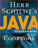 Herb Schildt's Java Programming Cookbook, Schildt, Herbert, 0072263156