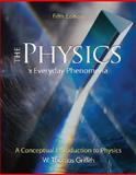Physics of Everyday Phenomena 9780073253152