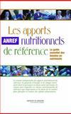 Les Apports Nutritionnels de Référence 9780309103152