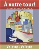 A Votre Tour!, Jean-Paul Valette and Rebecca M. Valette, 0618693157