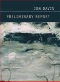 Preliminary Report, Jon Davis, 1556593155