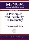 H-Principles and Flexibility in Geometry, Geiges, Hansjorg, 0821833154