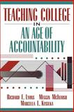 Teaching College in an Age of Accountability, Lyons, Richard E. and McIntosh, Meggin, 0205353150