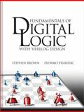 Fundamentals of Digital Logic with Verilog Design, Brown, Stephen and Vranesic, Zvonko G., 0072823151