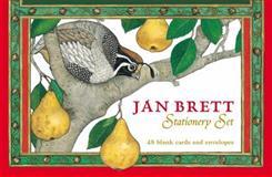 Jan Brett Stationery Set, Jan Brett, 0399163158