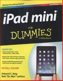 IPad Mini for Dummies, Edward C. Baig and Bob LeVitus, 1118723155