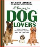 A Treasury for Dog Lovers, Richard Lederer, 1439103151