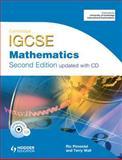 Cambridge IGCSE Mathematics, Ric Pimentel and Terry Wall, 1444123157