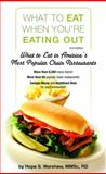 What to Eat When You're Eating Out, Hope S. Warshaw, 1580403166