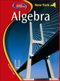 New York Algebra 1, Student Edition, McGraw-Hill Staff, 0078733162