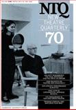 New Theatre Quarterly 70, , 052101316X