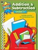 Addition and Subtraction, Grade 2, Teacher Created Resources Staff, 0743933168