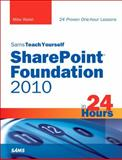 SharePoint Foundation 2010, Mike Walsh, 0672333163