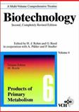 Biotechnology, Products of Primary Metabolism, , 3527283161
