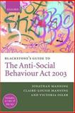 Anti-Social Behaviour Act 2003, Manning, Jonathan and Manning, Claire-Louise, 0199273162