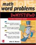 Math Word Problems Demystified, Bluman, Allan G., 0071443169