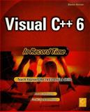 Visual C++ 6 in Record Time, Holzner, Steven, 0782123163