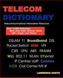 TeleComm Dictionary, , 1932813160