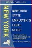 New York State Employer's Legal Guide, Pfadenhauer, Diane, 0981583164