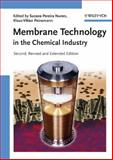 Membrane Technology : In the Chemical Industry, , 3527313168