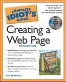 Creating a Web Page, Paul McFedries, 002864316X