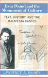 Ezra Pound and the Monument of Culture 9780226703169