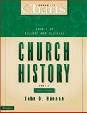 Charts of Ancient and Medieval Church History, John D. Hannah, 031023316X