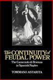 The Continuity of Feudal Power : The Caracciolo Di Brienza in Spanish Naples, Astarita, Tommaso, 052189316X