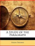 A Study of the Paragraph, Helen Thomas, 1148693173