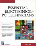 Essential Electronics for PC Technicians, Farber, John, 1584503173