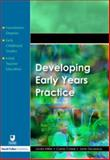 Developing Early Years Practice, Linda Miller and Carrie Cable, 1843123177