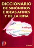 Diccionario de Sinonimos e Ideas Afines y de la Rimas, Massanas, Joaquin Horta, 8428303177
