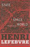 State, Space, World, Henri Lefèbvre, 0816653178
