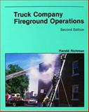 Truck Company Fireground Operations, Richman, Harold, 0877653178