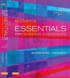 Mosby's Essentials for Nursing Assistants, Sorrentino, Sheila A. and Remmert, Leighann, 0323113176