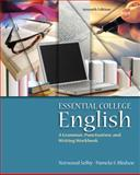 Essential College English : A Grammar, Punctuation, and Writing Workbook, Selby, Norwood and Bledsoe, Pamela S., 0205533175
