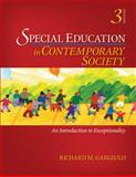 Special Education in Contemporary Society : An Introduction to Exceptionality, , 1412963176