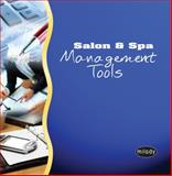Salon and Spa Management Tools, Milady Publishing Company Staff and Salon Training International Staff, 1428353178