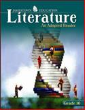 Literature : An Adapted Reader, Glencoe McGraw-Hill Staff, 0078743176