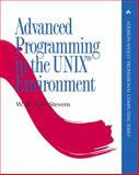 Advanced Programming in the UNIX Environment, Rago, Stephen A., 0201563177