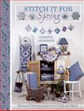 Stitch It for Spring, Lynette Anderson, 1446303179