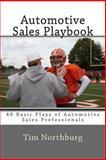 Automotive Sales Playbook, Tim Northburg, 1466273178