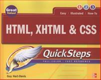HTML, XHTML and CSS, Guy Hart-Davis, 0071633170