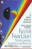 Faster Than Light, Nick Herbert, 0452263174