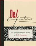 De/Compositions, W. D. Snodgrass, 1555973175
